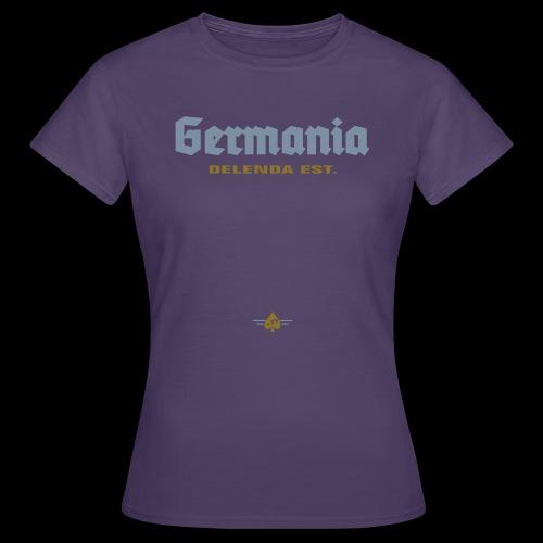 Germania delenda est - Frauen T-Shirt