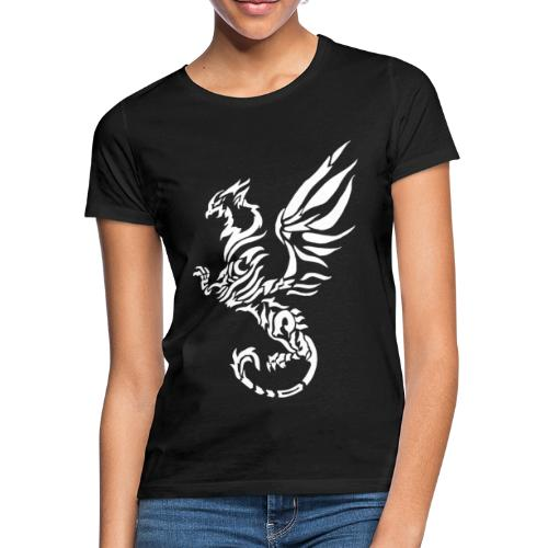 T-shirt Eaven Tribal - Phoenix Fonce Femme - T-shirt Femme
