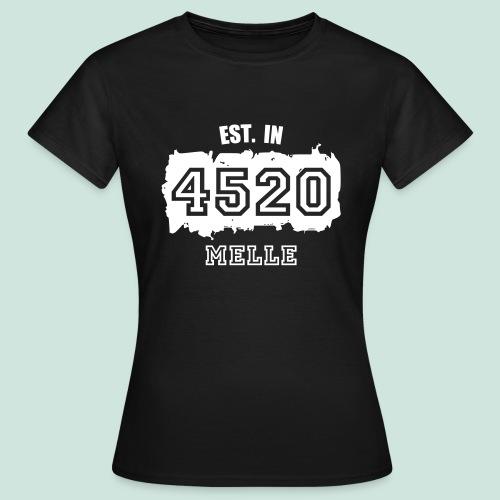 4520 Melle - Established - Frauen T-Shirt