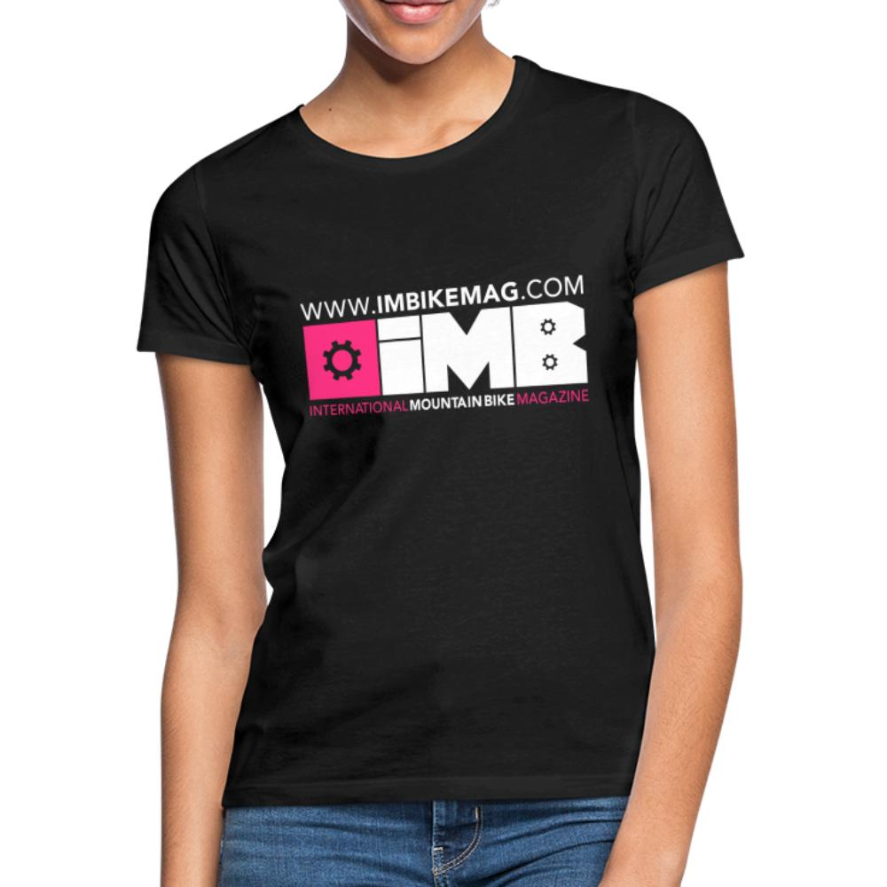 IMB Logo - Women's T-Shirt - black