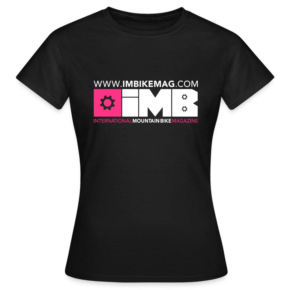 IMB Logo - Women's T-Shirt - diva blue