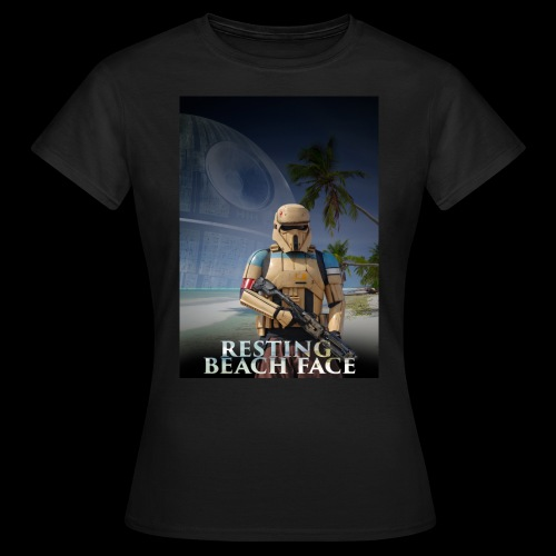Eve Trooper - Frauen T-Shirt
