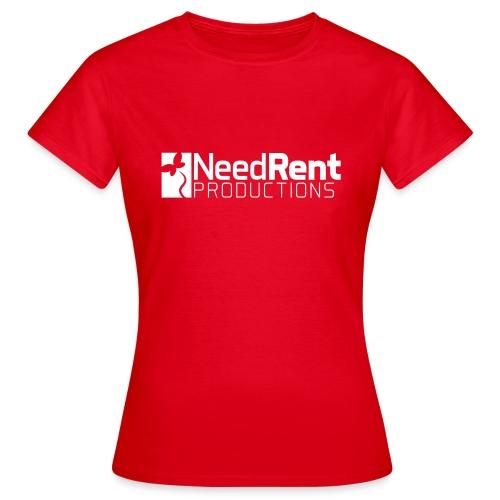 NeedRent Produktions - Dame-T-shirt