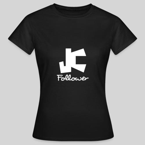 JC Follower - Nachfolger Jesu Christi - Frauen T-Shirt