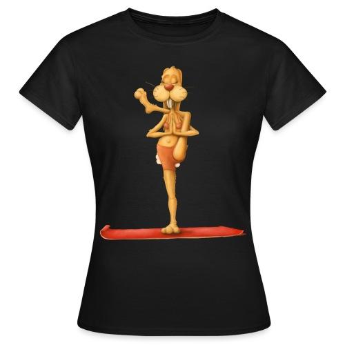 Yoga - Rabbit - Frauen T-Shirt
