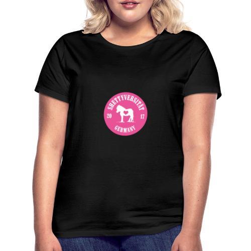 SHETTYVERSITÄT - Die neue kultige Bekleidungsmarke - Frauen T-Shirt