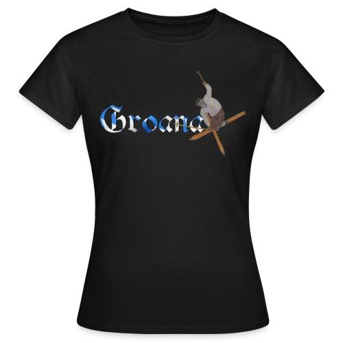 groanaski png - Frauen T-Shirt