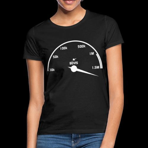 Compteur de Bovis - T-shirt Femme