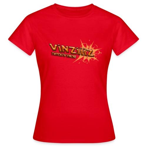 twitchvinziiiz - T-shirt dam