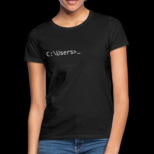 terminal - T-shirt Femme