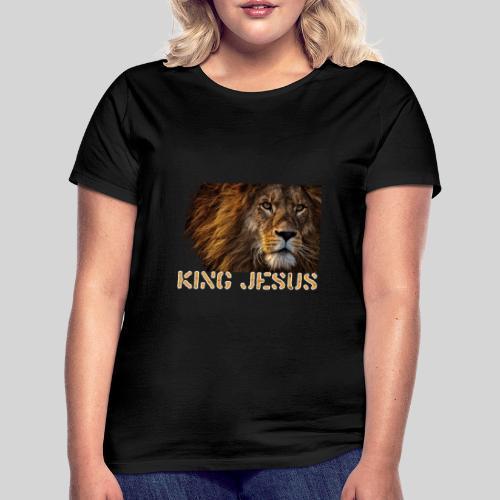 König Jesus der Löwe von Juda - Frauen T-Shirt