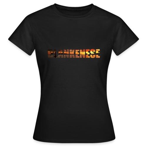 Blankenese Hamburg - Frauen T-Shirt
