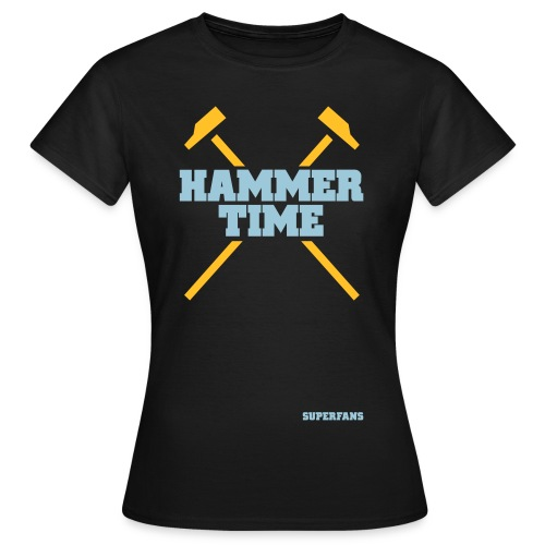 Hammer Time - Women's T-Shirt