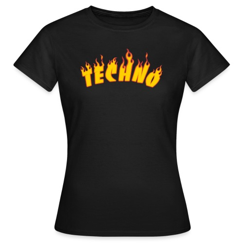 Trash the tech - Frauen T-Shirt