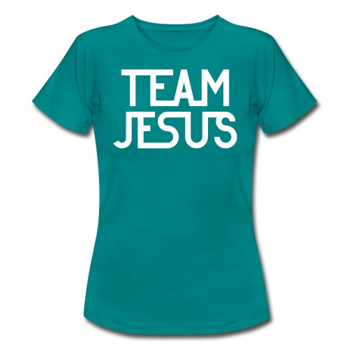Team Jesus - Frauen T-Shirt