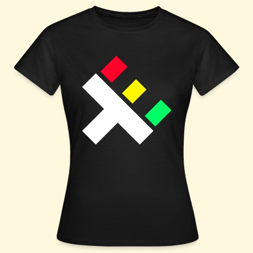 Clan Logo - Rasta - Women's T-Shirt