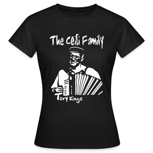 tory kings pfade - Frauen T-Shirt