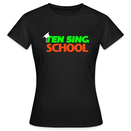 logotss2 - Frauen T-Shirt
