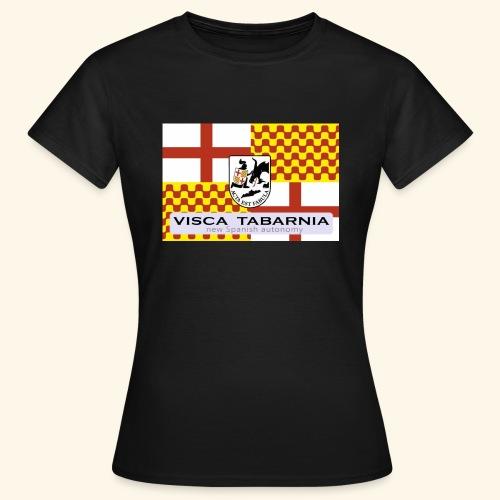 tabarnia01 - Camiseta mujer