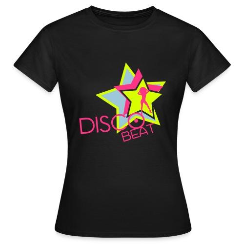 06-disco-beat - T-shirt Femme