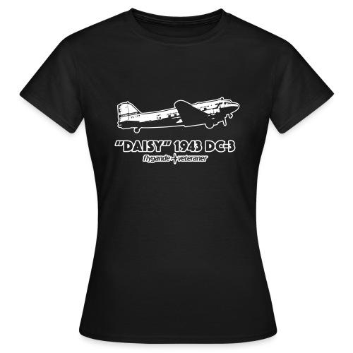 Daisy Flyby 2 - T-shirt dam