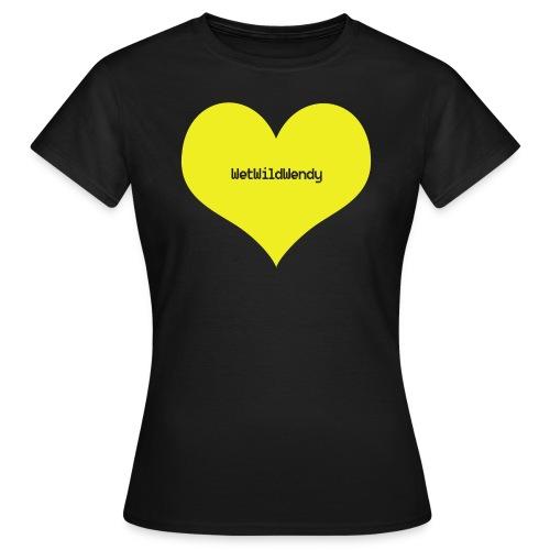 WetWildWendy Love - Women's T-Shirt