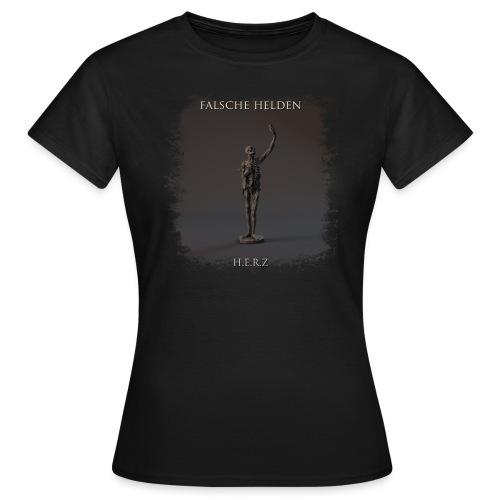 Herz Shirt - Frauen T-Shirt