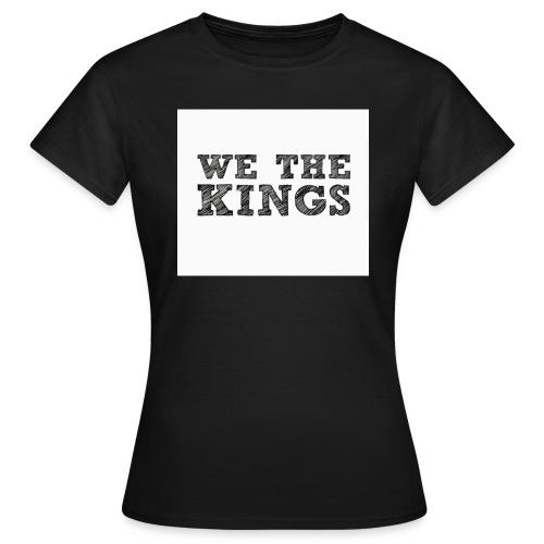 We The Kings - Frauen T-Shirt