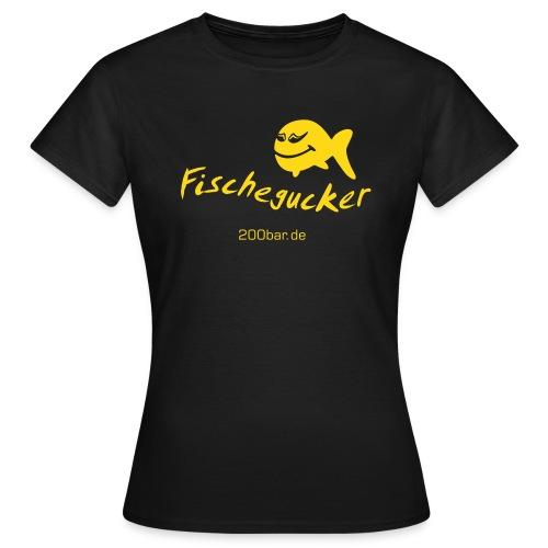 fischegucker - Frauen T-Shirt
