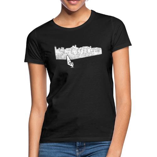Bolsena Surfer - Frauen T-Shirt