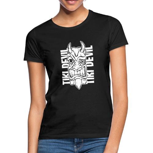 tiki devil - Frauen T-Shirt