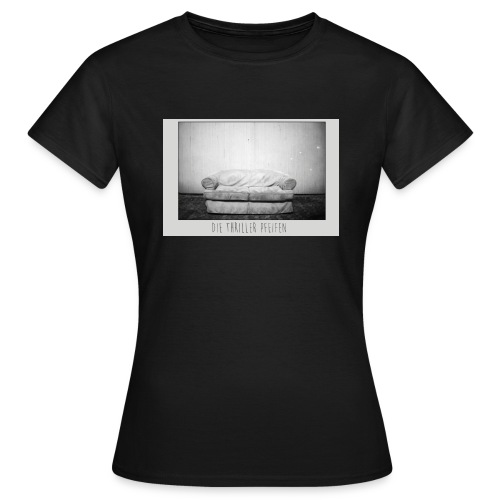 shirt_couch - Frauen T-Shirt