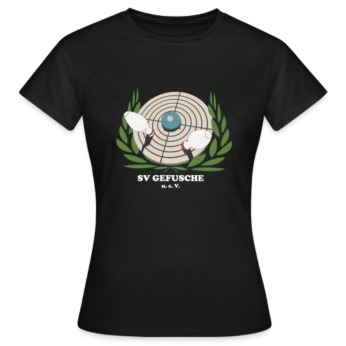 SVG - Abteilung Kegelei - Logo - Frauen T-Shirt