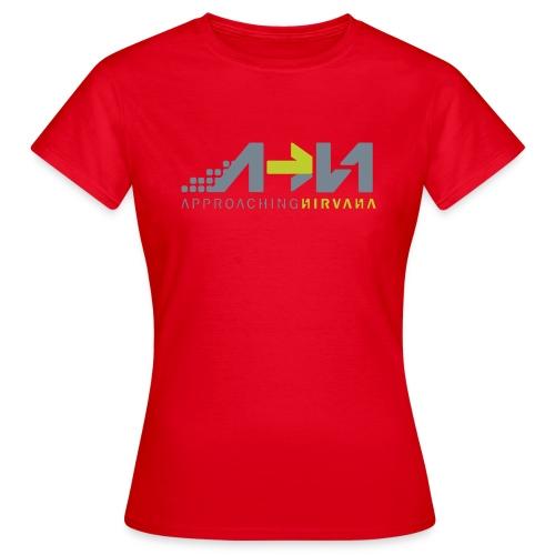 Black Shirt Logo no color swatch png - Women's T-Shirt