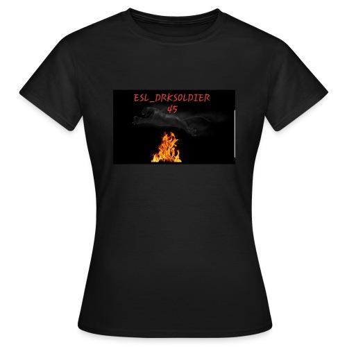 Puma Flamme - Frauen T-Shirt