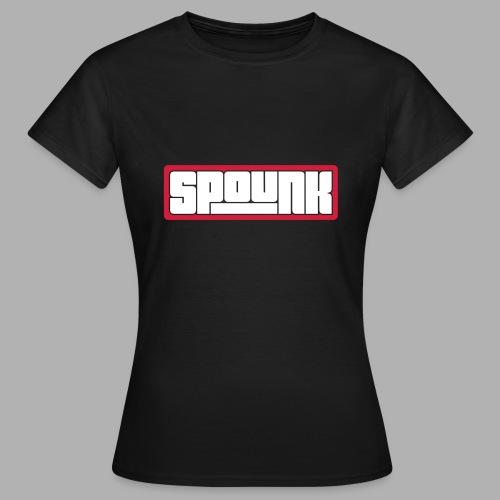 spounk - Vrouwen T-shirt