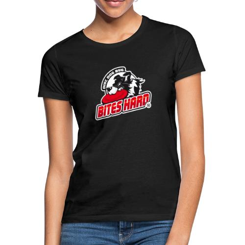 Disc Dog Bug Bites Hard - Women's T-Shirt