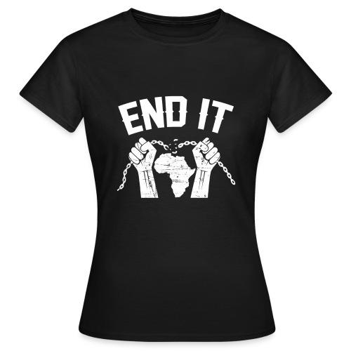 BANTU édition - T-shirt Femme