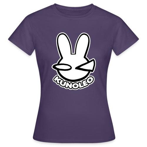 KUNOLEO LOGO - Women's T-Shirt