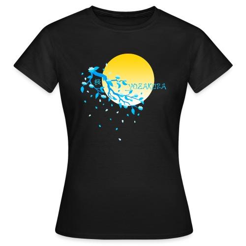 Cherry Blossom Festval Full Moon 2 - Frauen T-Shirt