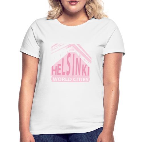 Helsinki light pink - Women's T-Shirt