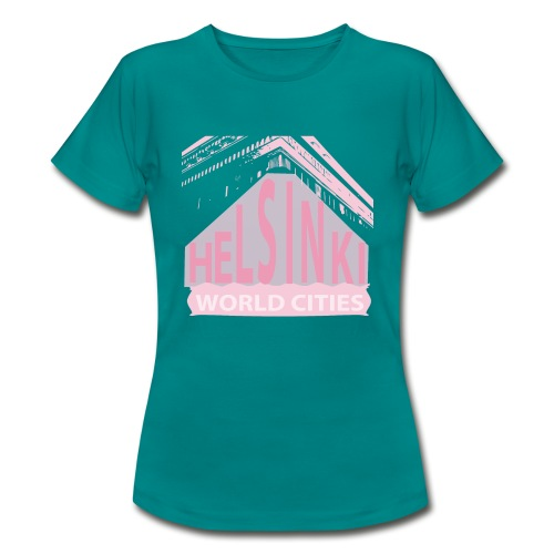 Helsinki light pink - Women's T-Shirt