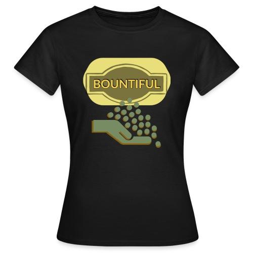 Bountiful - Women's T-Shirt