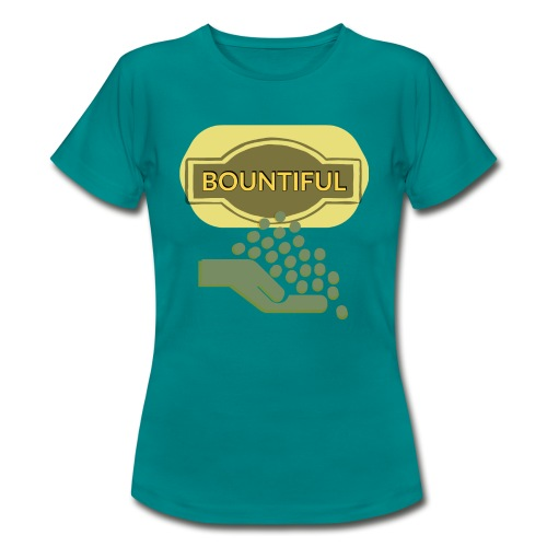 Bountiful - Women's T-Shirt