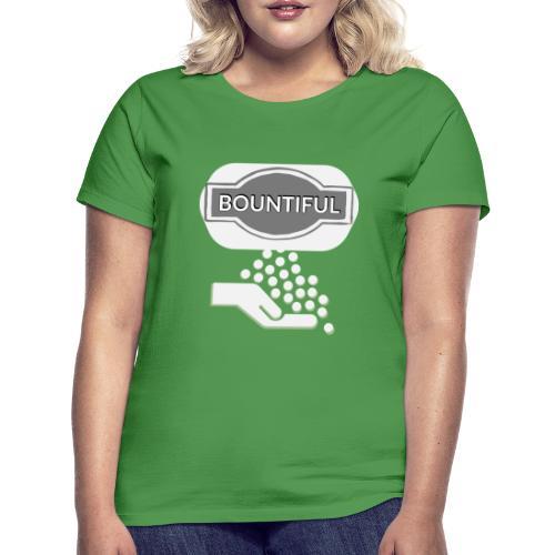 Bontiul gray white - Women's T-Shirt