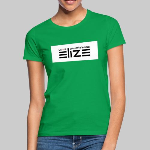ELIZE 2019 WHITE - Frauen T-Shirt