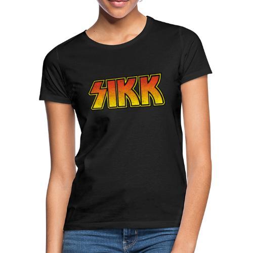 sikk - T-shirt dam