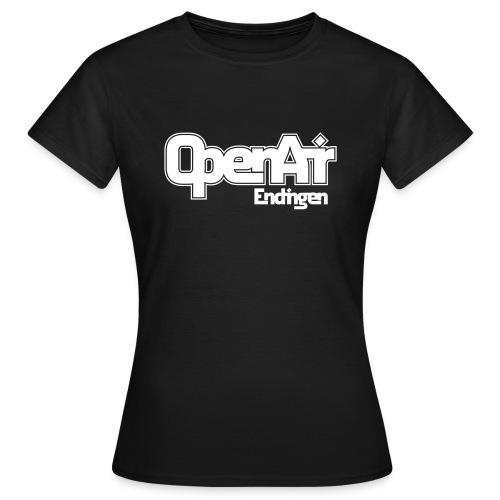 OpenAir Endingen 1 farbig - Frauen T-Shirt