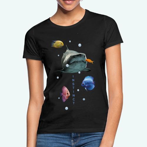 Instinkt - Frauen T-Shirt