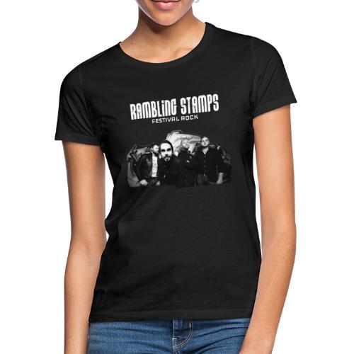 Stampsstuff - Shirt - black - Frauen T-Shirt